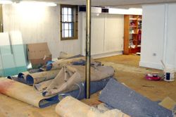 Ripped Up Carpets