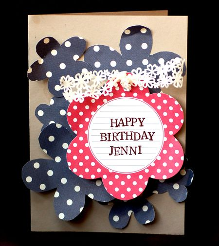 Jenni bday card